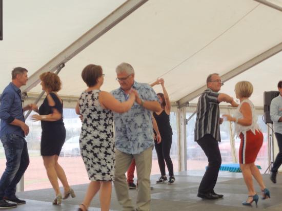 Groupe de danse l'Arlequin