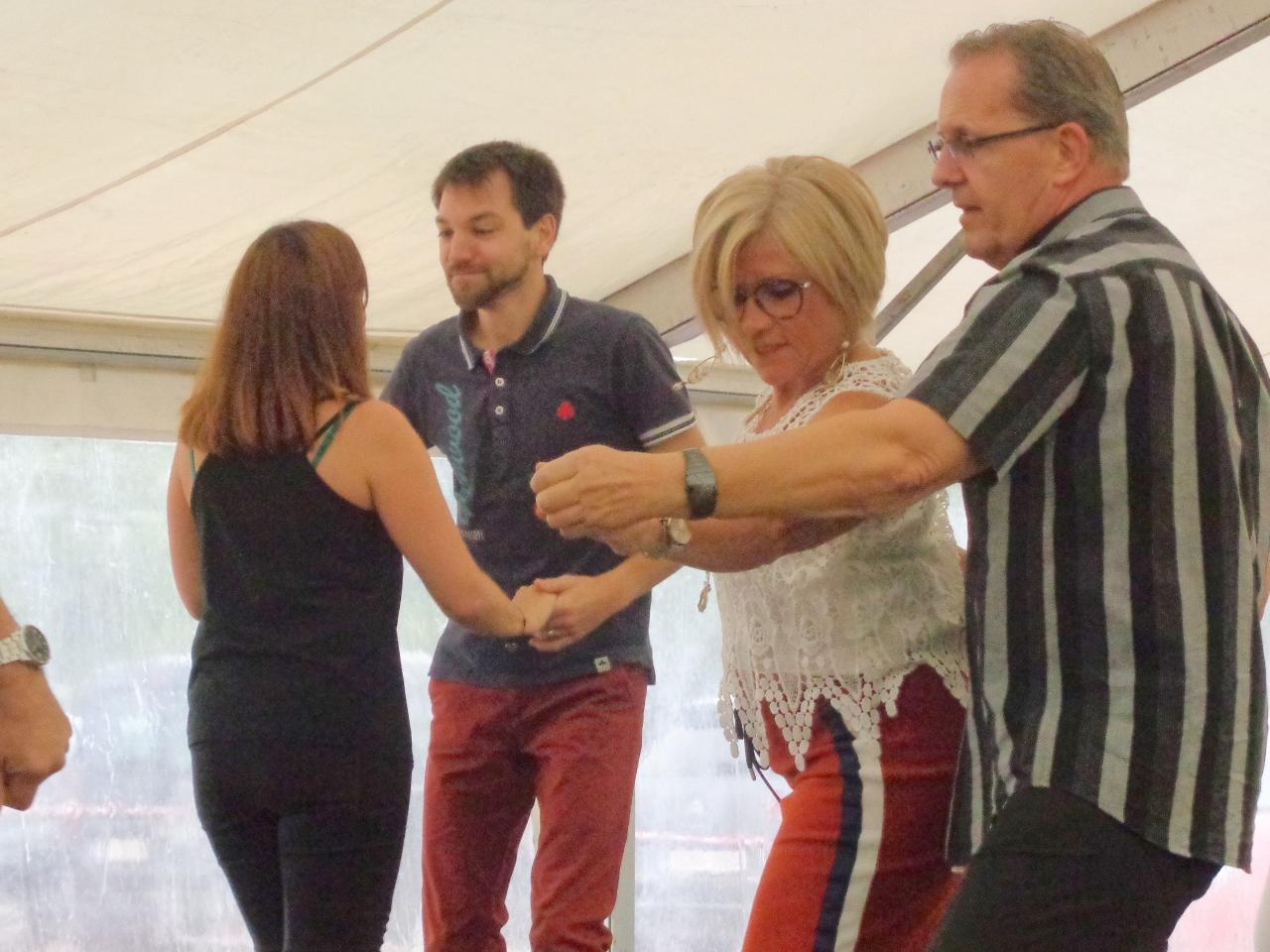Groupe de danse l'Arlequin de Hermée