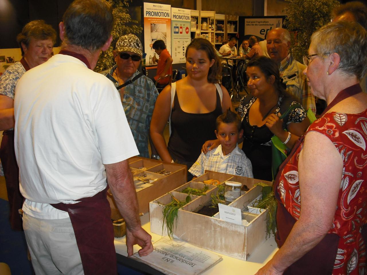 Foire agricole de Battice 2011
